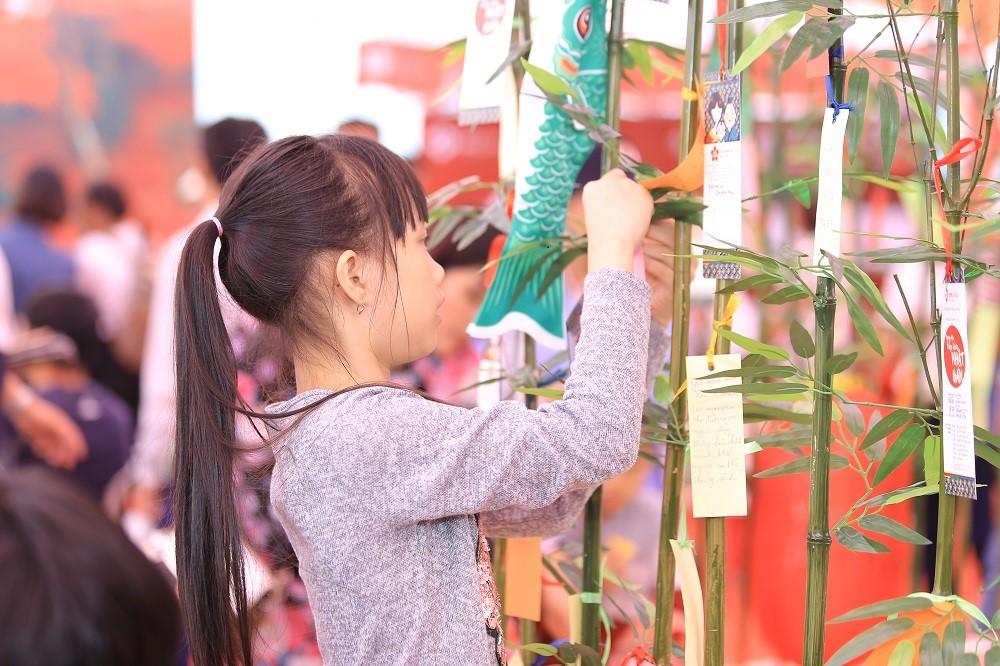 Ngày hội văn hóa Nhật Bản giữa lòng Phúc Yên hút du khách trong và ngoại tỉnh - Ảnh 5