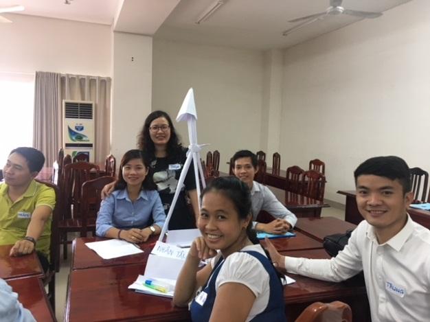 HUFI kết hợp với Sở giáo dục đào tạo giáo viên sáng tạo, khởi nghiệp - Ảnh 2