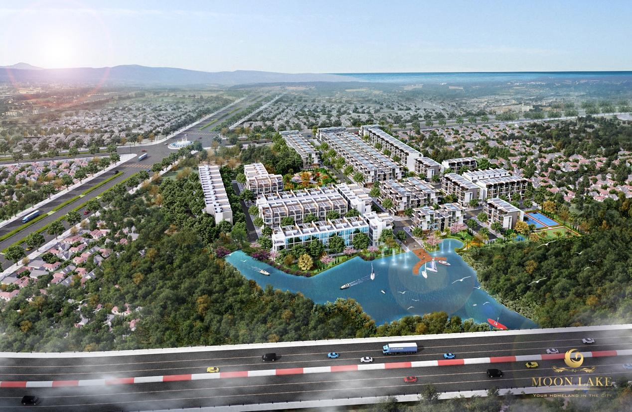 Moon Lake - Khu dân cư tiêu biểu tại Trung tâm hành chính tỉnh Bà Rịa Vũng Tàu - Ảnh 1