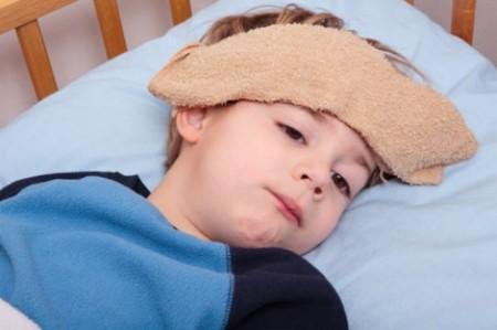 Cách giúp trẻ phục hồi nhanh sau ốm - Ảnh 1