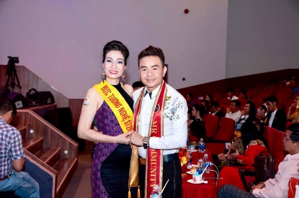 Doanh Nhân - Nam vương Huy Hoàng ông Trùm showbiz Việt về tổ chức sân chơi cho doanh nhân - Ảnh 6