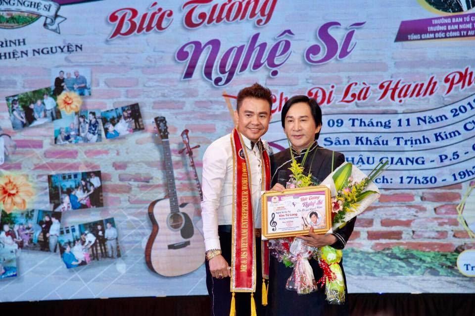Doanh Nhân - Nam vương Huy Hoàng ông Trùm showbiz Việt về tổ chức sân chơi cho doanh nhân - Ảnh 7