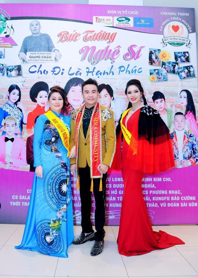 Doanh Nhân - Nam vương Huy Hoàng ông Trùm showbiz Việt về tổ chức sân chơi cho doanh nhân - Ảnh 8