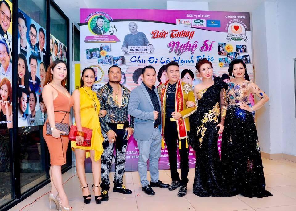 Doanh Nhân - Nam vương Huy Hoàng ông Trùm showbiz Việt về tổ chức sân chơi cho doanh nhân - Ảnh 9