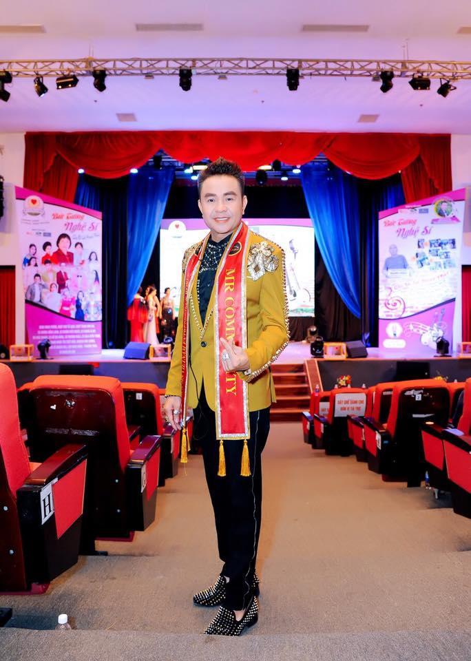 Doanh Nhân - Nam vương Huy Hoàng ông Trùm showbiz Việt về tổ chức sân chơi cho doanh nhân - Ảnh 1