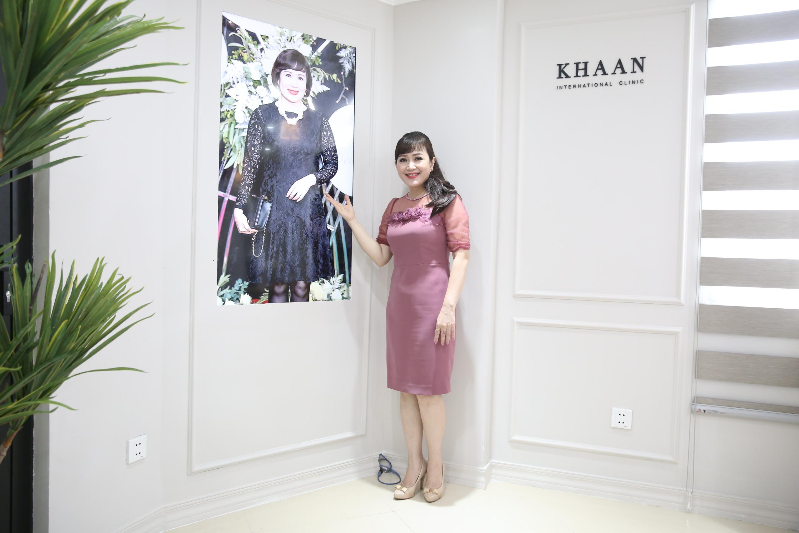 Thẩm mỹ Quốc tế Khaan - Nơi chinh phục các nghệ sĩ khó tính giảm béo - Ảnh 3