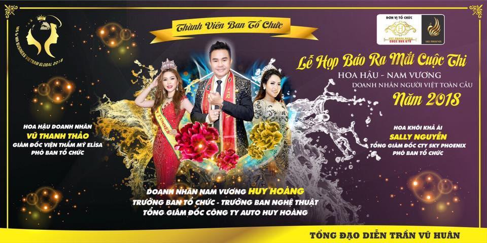 Nam Vương Huy Hoàng – Tổ chức sân chơi đẳng cấp dành riêng cho giới Doanh nhân - Ảnh 6