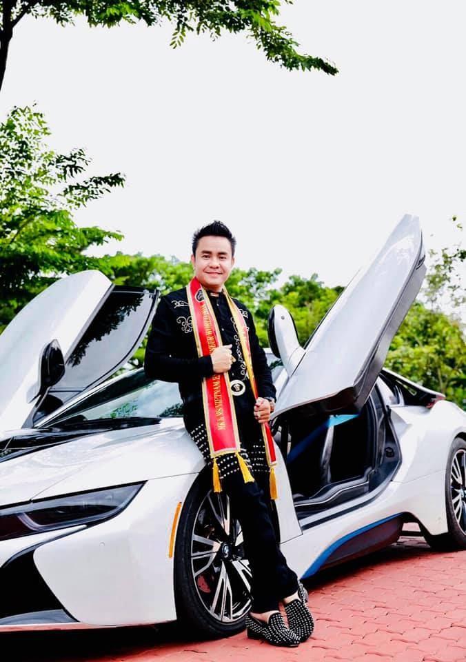 Nam Vương Huy Hoàng – Tổ chức sân chơi đẳng cấp dành riêng cho giới Doanh nhân - Ảnh 1