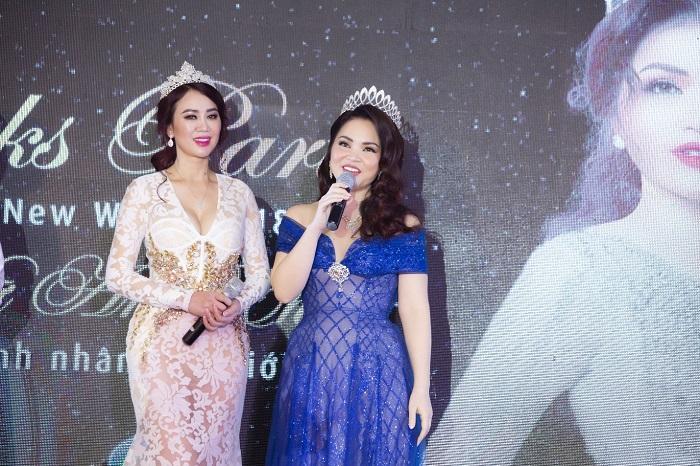 Tôn Nữ Anh Thư: Từ cô gái tài năng, xinh đẹp đến Hoa hậu doanh nhân Việt Nam Thế giới 2018  - Ảnh 3