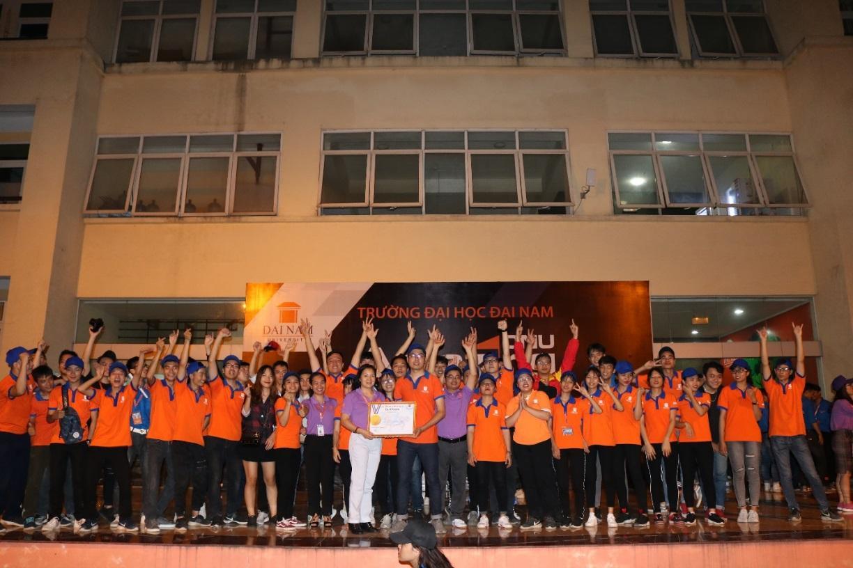 ĐH Đại Nam tưng bừng kỷ niệm 11 năm thành lập trường - Ảnh 18