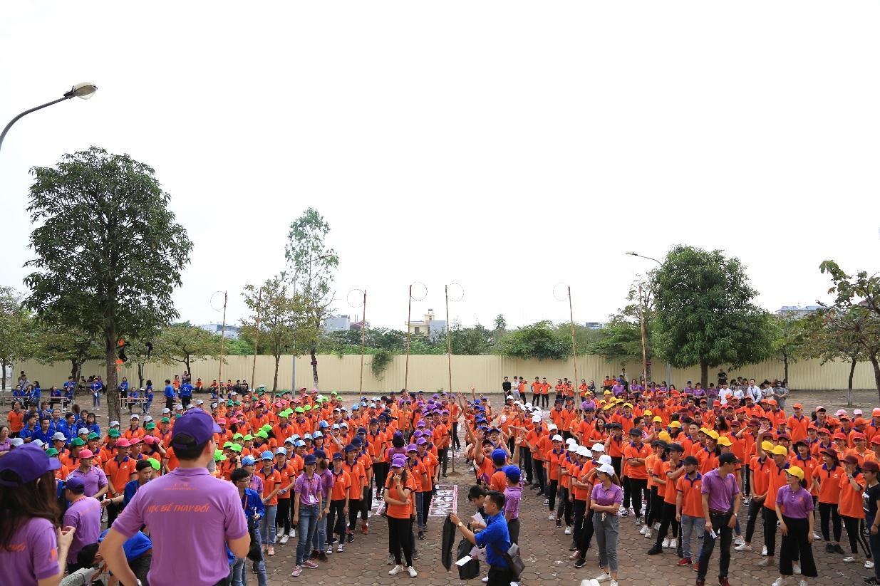ĐH Đại Nam tưng bừng kỷ niệm 11 năm thành lập trường - Ảnh 8