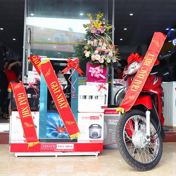 Rộn ràng mùa mua sắm cùng siêu thị Điện máy Hương Thủy - Ảnh 3