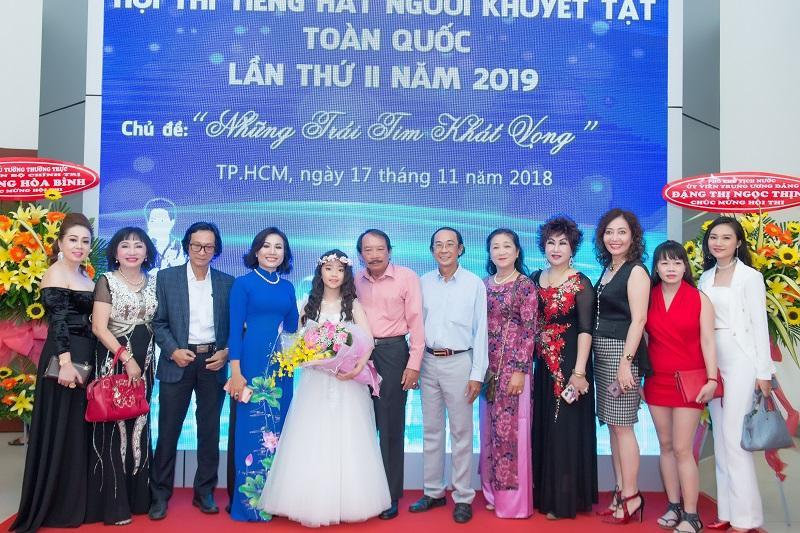 """Dàn sao Việt hết mình cùng """"Hội thi tiếng hát người khuyết tật lần 2 năm 2019"""" - Ảnh 15"""