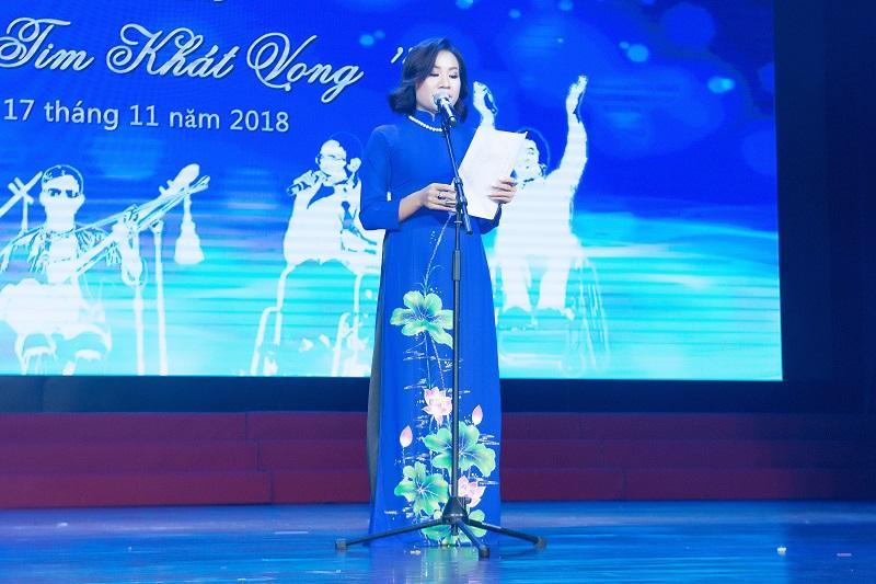 """Dàn sao Việt hết mình cùng """"Hội thi tiếng hát người khuyết tật lần 2 năm 2019"""" - Ảnh 4"""