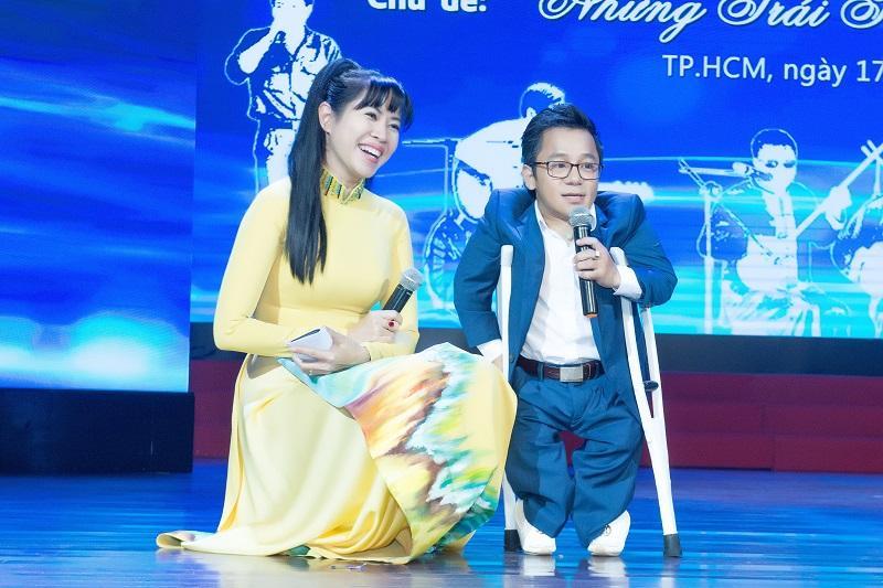 """Dàn sao Việt hết mình cùng """"Hội thi tiếng hát người khuyết tật lần 2 năm 2019"""" - Ảnh 9"""