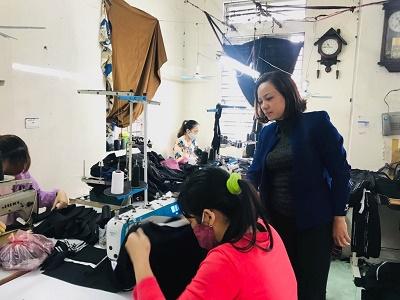Vợ chồng doanh nhân Minh Hái: Làm việc có tâm – làm đẹp cho đời từ nghề may mặc - Ảnh 3