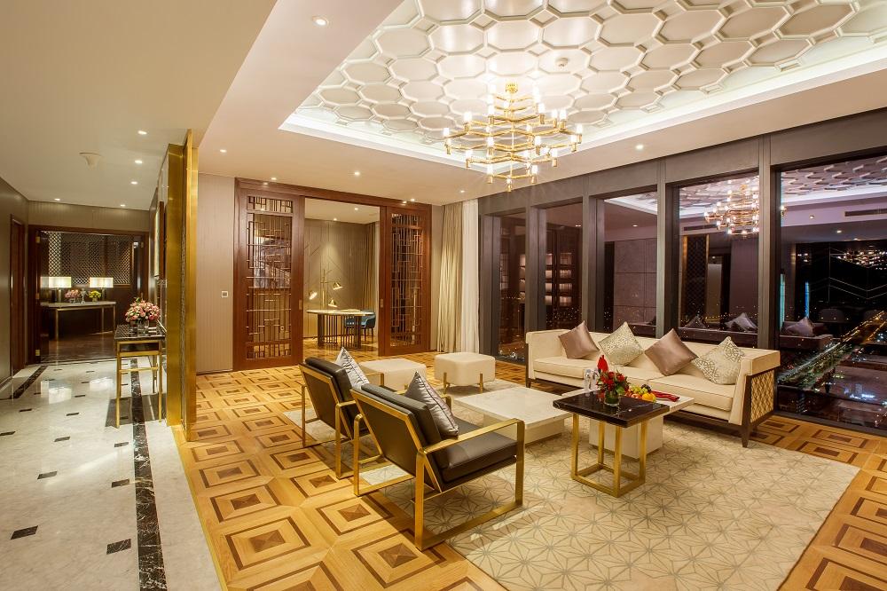 Vinpearl Hotel Huế - Viên ngọc lấp lánh giữa lòng kinh đô cổ kính - Ảnh 4