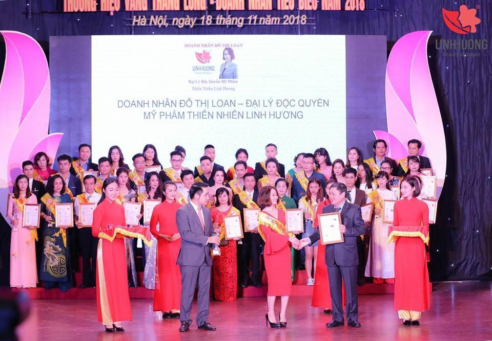 Đỗ Loan - Doanh nhân tiêu biểu thương hiệu Việt  - Ảnh 2