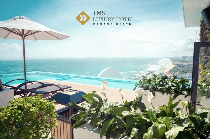 TMS Luxury Hotel Danang Beach: Khách sạn vị thế vàng cuối cùng tại thành phố biển - Ảnh 2