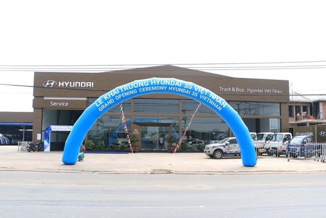 Hyundai Thành Công Thương mại liên tiếp khai trương đại lý mới - Ảnh 3