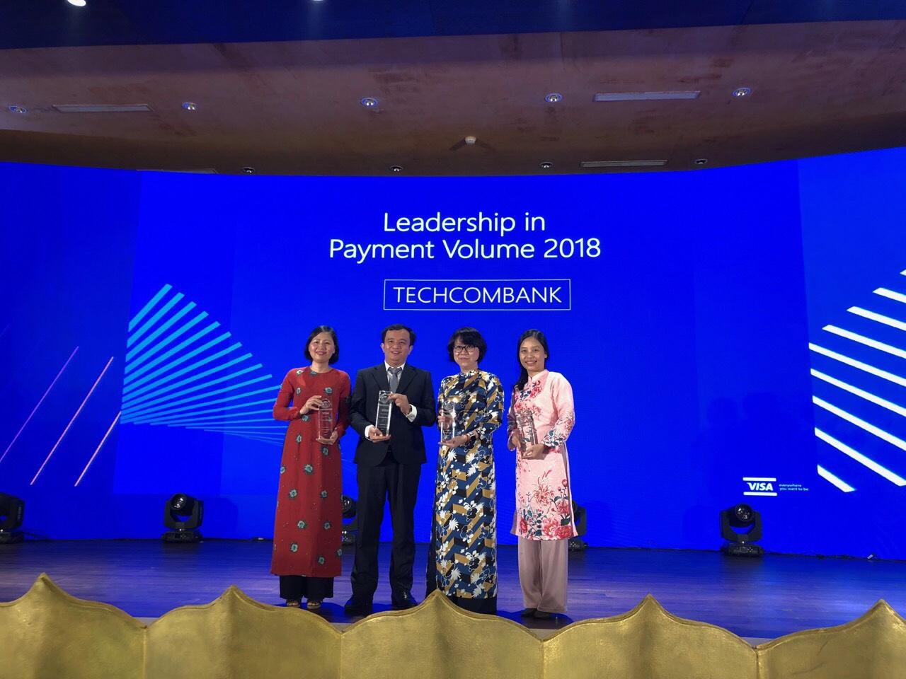 Techcombank dẫn đầu thị trường về doanh số thanh toán qua thẻ Visa tại Việt Nam - Ảnh 1