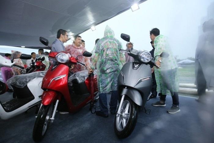 Màn trình diễn đẳng cấp của xe Việt VinFast tại TP. HCM - Ảnh 1