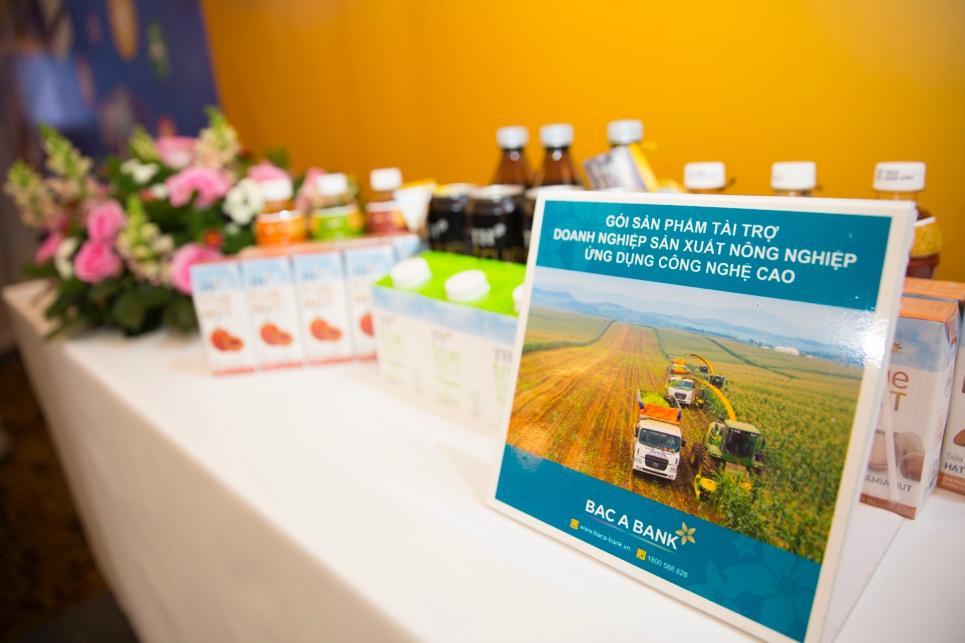 BAC A BANK - Ngân hàng tiên phong tư vấn đầu tư các dự án nông nghiệp sạch ứng dụng công nghệ cao - Ảnh 2