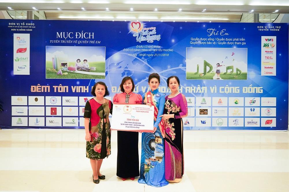"""Mrs Khúc Phương Thuý làm đại sứ """"Hành trình kết nối yêu thương số 9"""" tỉnh Hà Giang - Ảnh 6"""