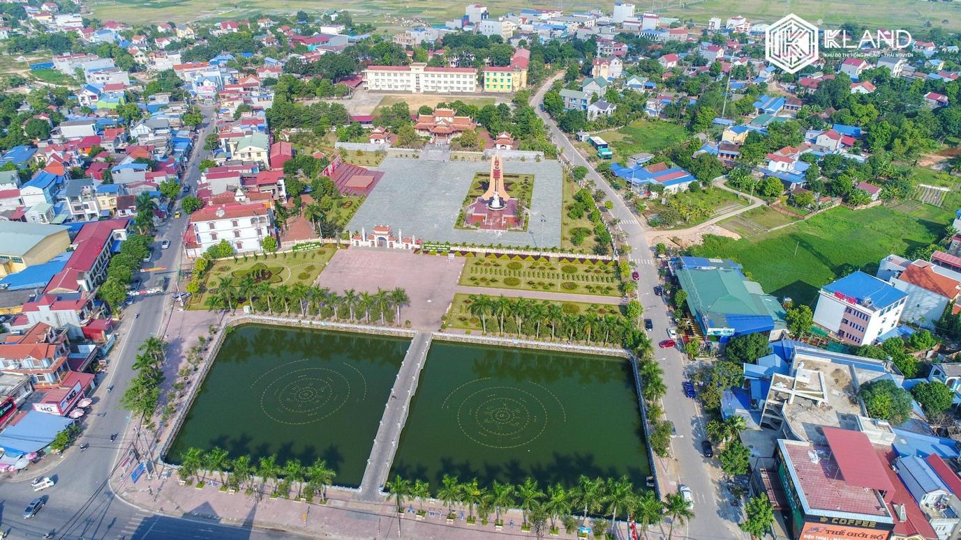 Lê Hồng Phong: Khu phố kinh doanh sầm uất bậc nhất Phổ Yên – Thái Nguyên - Ảnh 1