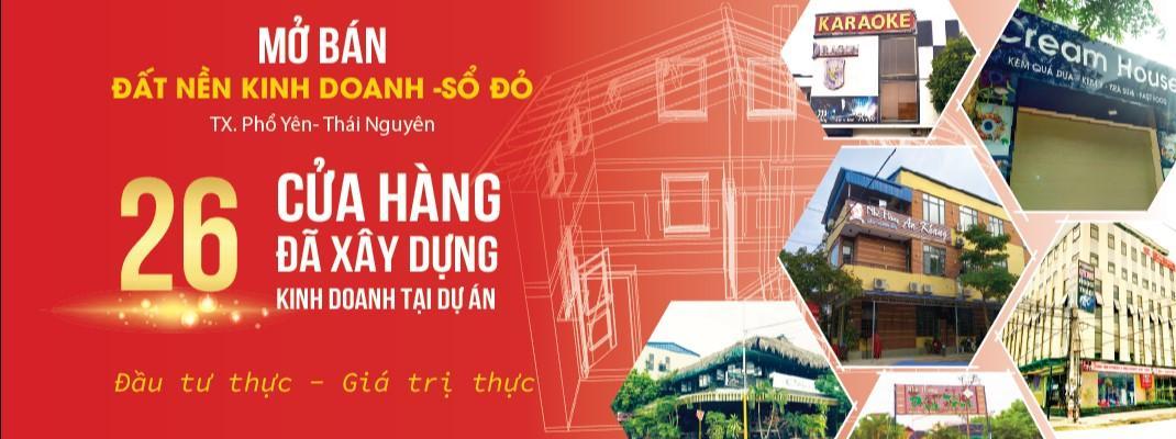 Lê Hồng Phong: Khu phố kinh doanh sầm uất bậc nhất Phổ Yên – Thái Nguyên - Ảnh 3