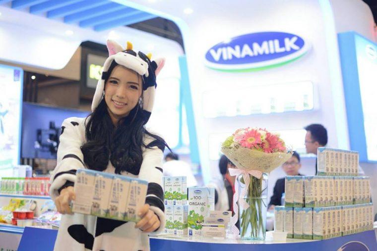 Các sản phẩm sữa của Vinamilk được người tiêu dùng ưa chuộng tại Hội chợ nhập khẩu quốc tế Trung Quốc lần thứ nhất tại Thượng Hải - Ảnh 4