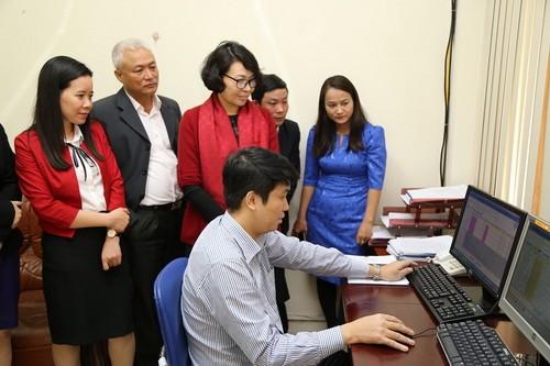 Xây dựng Chính phủ điện tử trong lĩnh vực BHXH: Vì quyền lợi của người dân - Ảnh 1