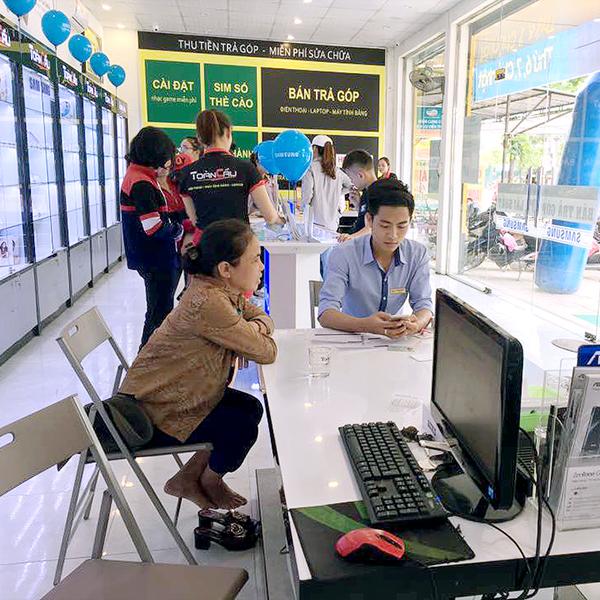 Tưng bừng khai trương siêu thị Điện máy Toàn Cầu – Đại lý chính thức của SATO Việt Nhật - Ảnh 1