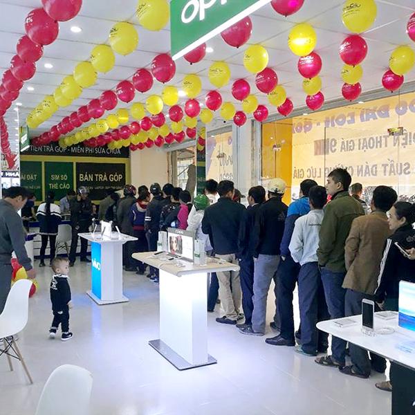 Tưng bừng khai trương siêu thị Điện máy Toàn Cầu – Đại lý chính thức của SATO Việt Nhật - Ảnh 3