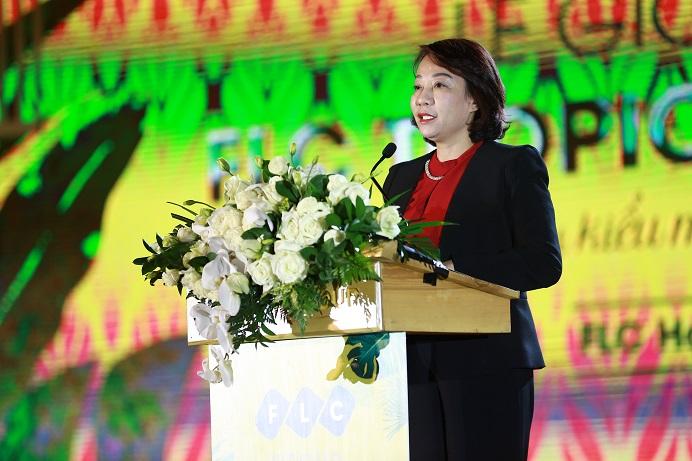 Phó Chủ tịch Quảng Ninh: FLC Tropical City đón đầu xu hướng sống mới tại Hạ Long - Ảnh 2