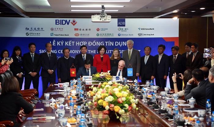ADB cung cấp 300 triệu USD vốn vay cho BIDV để hỗ trợ các doanh nghiệp nhỏ và vừa ở Việt Nam - Ảnh 1