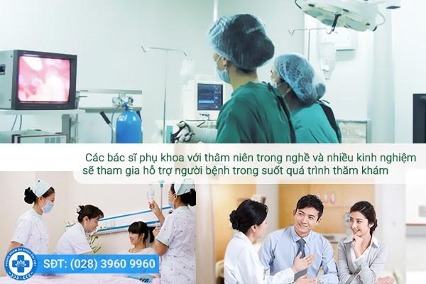 Phòng khám phụ khoa Đại Việt (TP.HCM): Địa chỉ khám phụ khoa uy tín - Ảnh 3