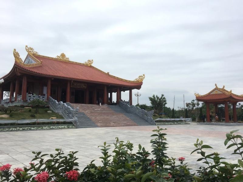 Tập đoàn TMS chung tay xây dựng nhà tưởng niệm 60 liệt sỹ tại Thái Nguyên - Ảnh 2
