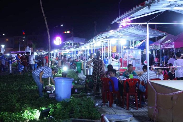 Khánh thành hạ tầng kỹ thuật dự án Thắng Lợi Riverside Market và khai trương chợ đêm Thắng Lợi Walking Night - Ảnh 2