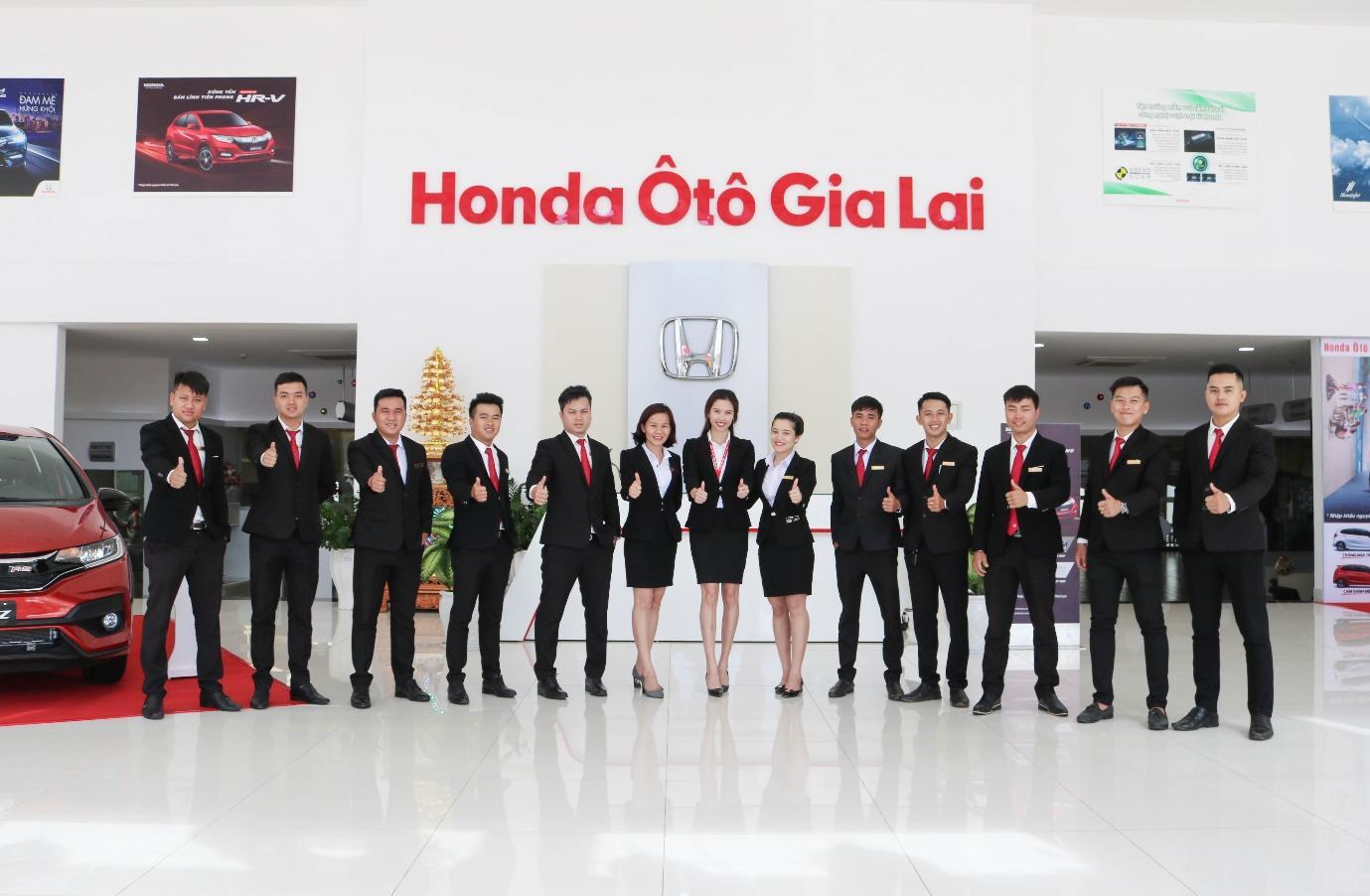 """""""Làm thoả mãn hơn cả sự mong đợi của khách hàng!"""" - Đại lý chuẩn 5S Honda ô tô Gia Lai - Ảnh 4"""