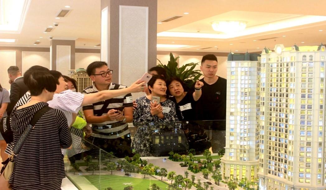 Bất động sản Hà Nội hấp dẫn nhà đầu tư quốc tế - Ảnh 1