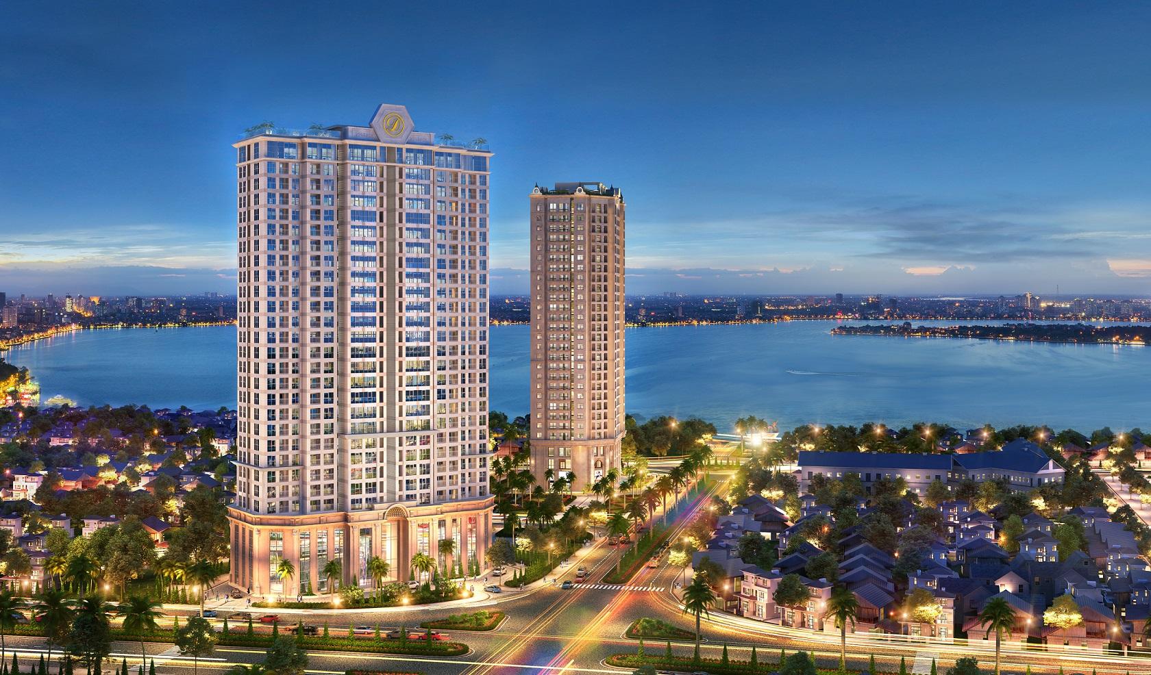 Bất động sản Hà Nội hấp dẫn nhà đầu tư quốc tế - Ảnh 2