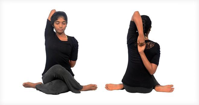 Chia sẻ 3 bài tập thể dục giúp chữa đau vai gáy chỉ trong 5 phút - Ảnh 3