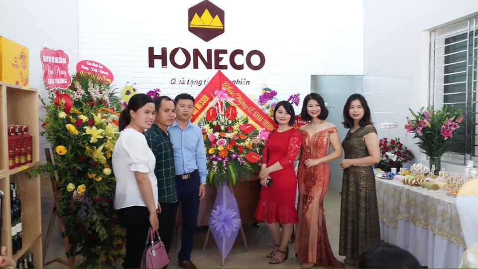 Khai trương nhà phân phối độc quyền Ong Tam Đảo tại Nghệ An  - Ảnh 2