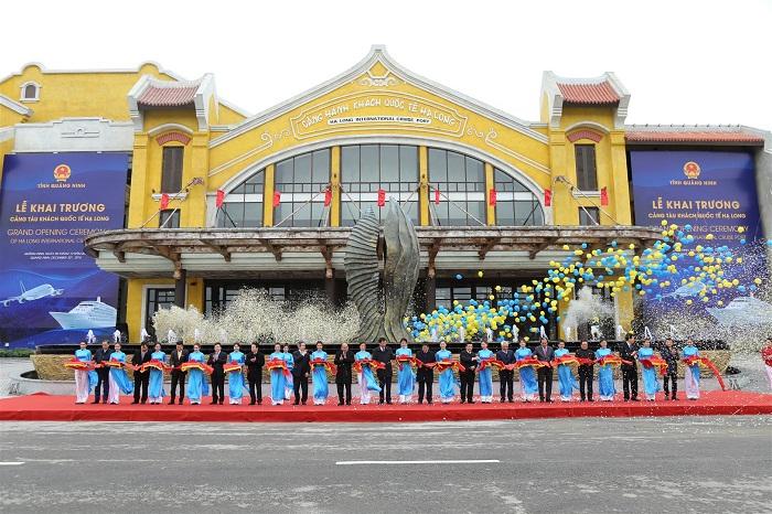 Sun Group khai trương, thông tuyến sân bay, cảng biển, cao tốc tại Quảng Ninh trước thềm năm mới 2019 - Ảnh 4