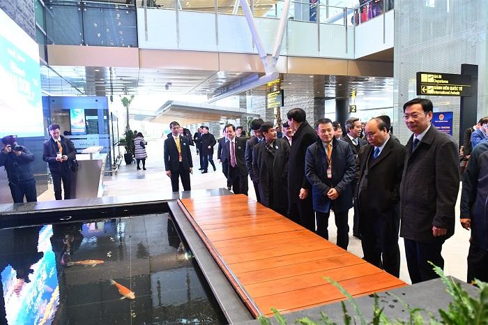 Sun Group khai trương, thông tuyến sân bay, cảng biển, cao tốc tại Quảng Ninh trước thềm năm mới 2019 - Ảnh 9