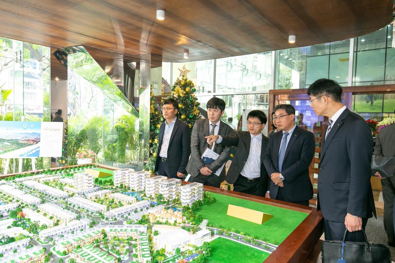 Lễ ký kết hợp tác toàn diện giữa Công ty Phú Long và Tập đoàn Posco E&C - Ảnh 1