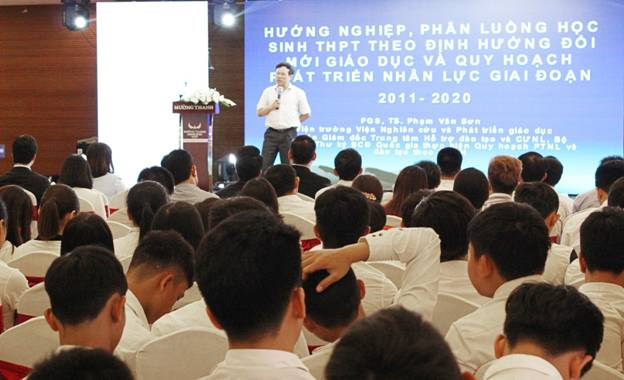 Xu hướng du học vững chắc cùng hội thảo 'Hướng nghiệp giáo dục năm 2018' - Ảnh 2