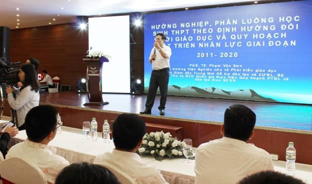 Xu hướng du học vững chắc cùng hội thảo 'Hướng nghiệp giáo dục năm 2018' - Ảnh 4