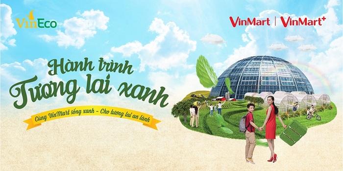 """""""Hành trình Tương lai xanh"""" cùng VinMart & VinMart+  - Ảnh 1"""